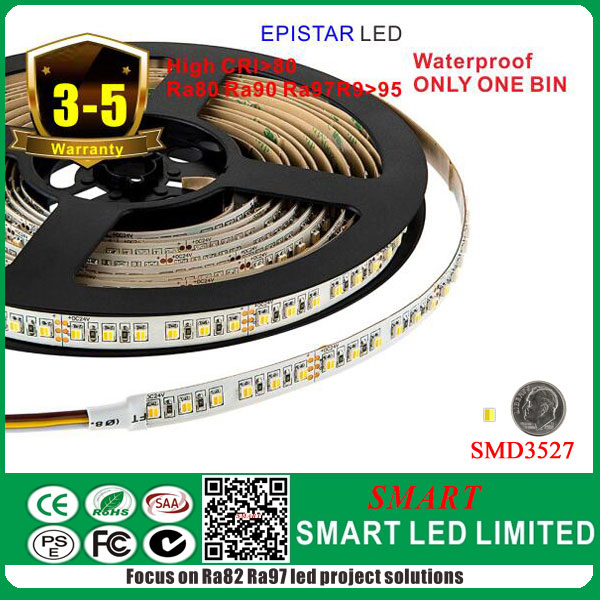 Top <strong>Q</strong> SMD dual color 3527 led indoor outdoor strip light