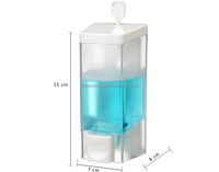 LIQUID SOAP DISPENSER MJ9205(480ml)