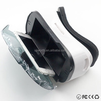 New Products Portable 2nd Generation 3d Vr Box 2 Virtual Reality 3d Glasses For Blue Film Video Open Sex Video