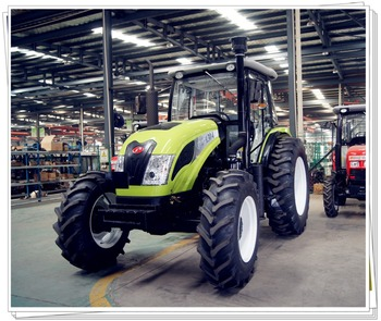 2017 hot-selling high quality 130hp Four wheeled tractor BOMR-1304 for agricultural