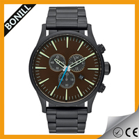 fashion big wrist watches for men hand watch promotional watches for men