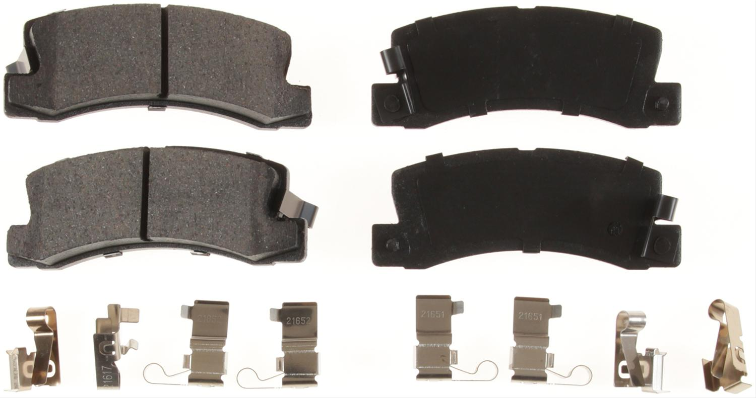 30000km Passager Brake Pad D352