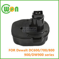 Brand new replacement battery for dewalt battery 14.4v li-ion rechargeable battery for Dewalt DC528, DC612KA, DC613KA,DC614KA