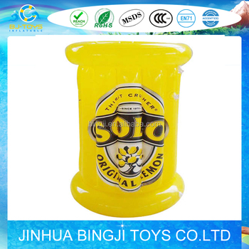 pvc inflatable beer ice cooler party cooler buket