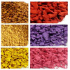 Colored epdm rubber granules for wet pour playground surfaces