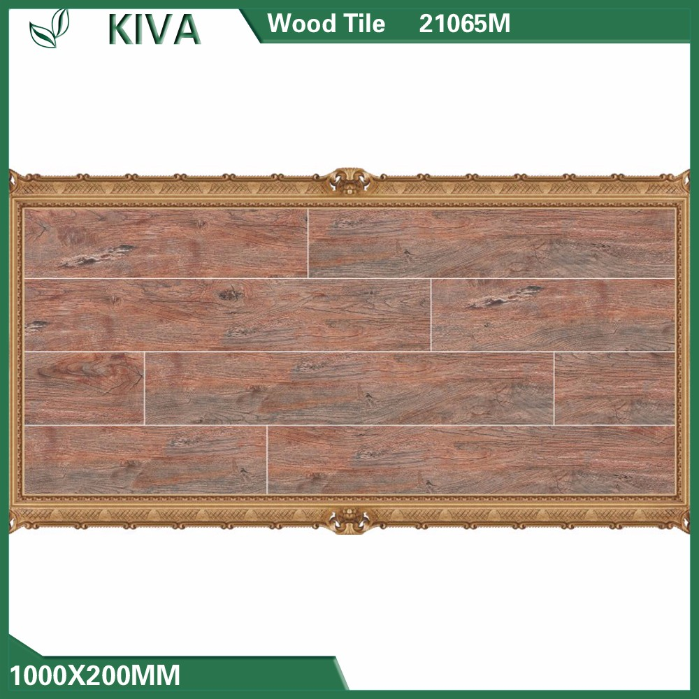 200*1000 mm Cheap discounted backsplash wood looking floor tiles
