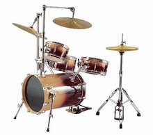 SN-4002 4-PC Drum Set(Maple), pearl drum set, tama drum set