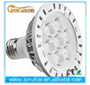 shenzhen hot sale 85-265v 7w e27 par30 led spot lighting