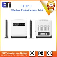 New Original Unlock LTE FDD 150Mbps ETI LR610 4G LTE Wireless Network Router
