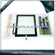 For iPad 3 Front Glass Replacement