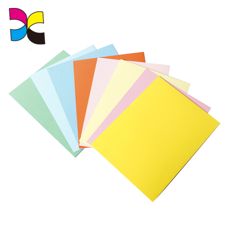 Colorful folder set (3)