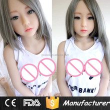 Loli Japanese Silicone Sex Doll Small Breast, Young Mini Toy Small Breast Sex Doll