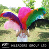 Artificial Dyed Ostrich Feathers For Carnival Costumes