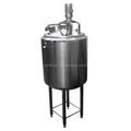industrial 500L steam jacketed pharmaceutical mixing vessels