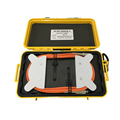 SC UPC OM2 500m fiber optic otdr launch cable box