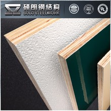 Composite Sandwich Panel Design Fiberglass Reinforced Plywood Panels