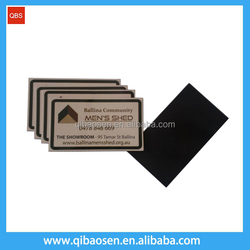 Promotional Magnetic Business Cards /OEM Business gift Fridge Magnet