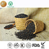 Chinese Natural Roasted Black Sesame Seeds High Quality