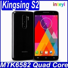 Kingsing S2 alibaba express cell phone cheapest android mobile phone 5inch MTK6582 quad core selling cell phones