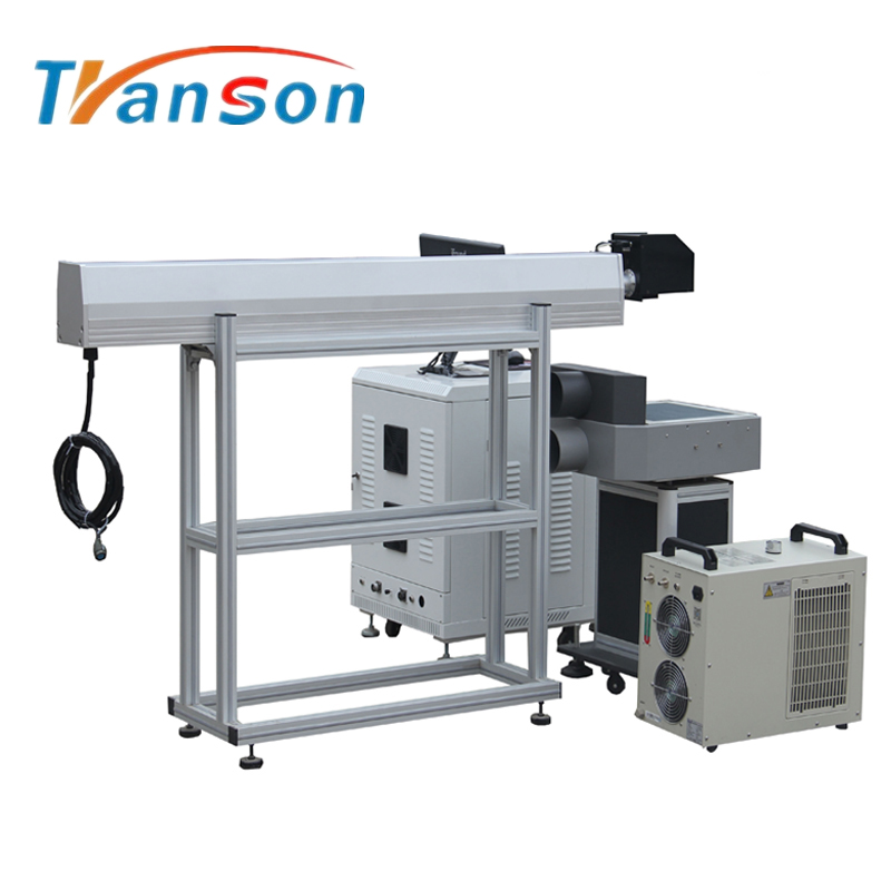 Hot Sale Good Product with DAVI Laser Tube CNC 15w Cloth Paper Fabric Co2 Laser Marking Machine 15w 30w