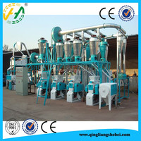 SA project corn flour milling machines with price