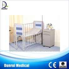 CE Approved Manual Medical One Crank Children Beds