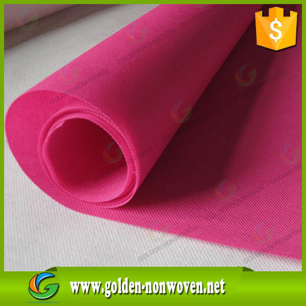 50-150gsm custom dyed spunbond non woven fabric, polypropylene colorful nonwoven fabric,non woven flammable fabric