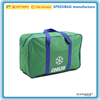 2014 Environment high quality nylon travel Bag green gym bag