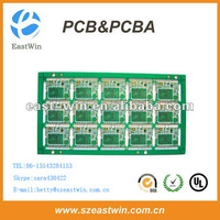 Custom OEM PCB Assembly for CCTV Camera, Circuit Board for Camera