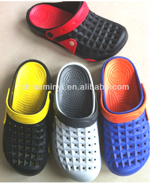 new style mens eva clogs garden shoes