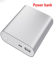 2015 New Arrival Mi 5V 2A Power Bank 6000mah USB External Battery Charger for Cellphones and Digital devices