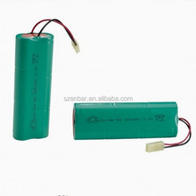 Yes rechargeable SC size 8.4V 3500mAh RC cars battery NiMh rechargeable battery