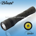 Brinyte most powerful led diving flashlight 10000 lumens