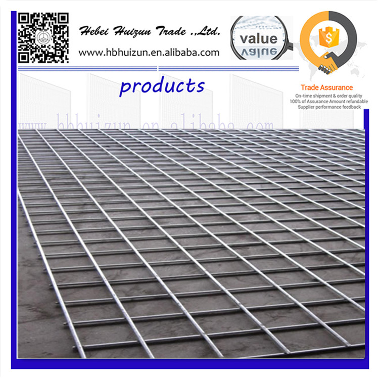 Construction road construction welded mesh for concrete price