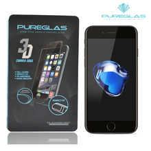 2016 New Arrival !! 3D Curved Full Cover Gorilla Tempered glass screen protector for iPhone 7 , 7 Plus screen protector