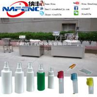 Shanghai Factory Price Freshener sprays filling machine / Air freshener sprays filling machine