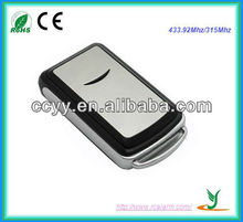comfortable 433Mhz rf copy remote control for garage door