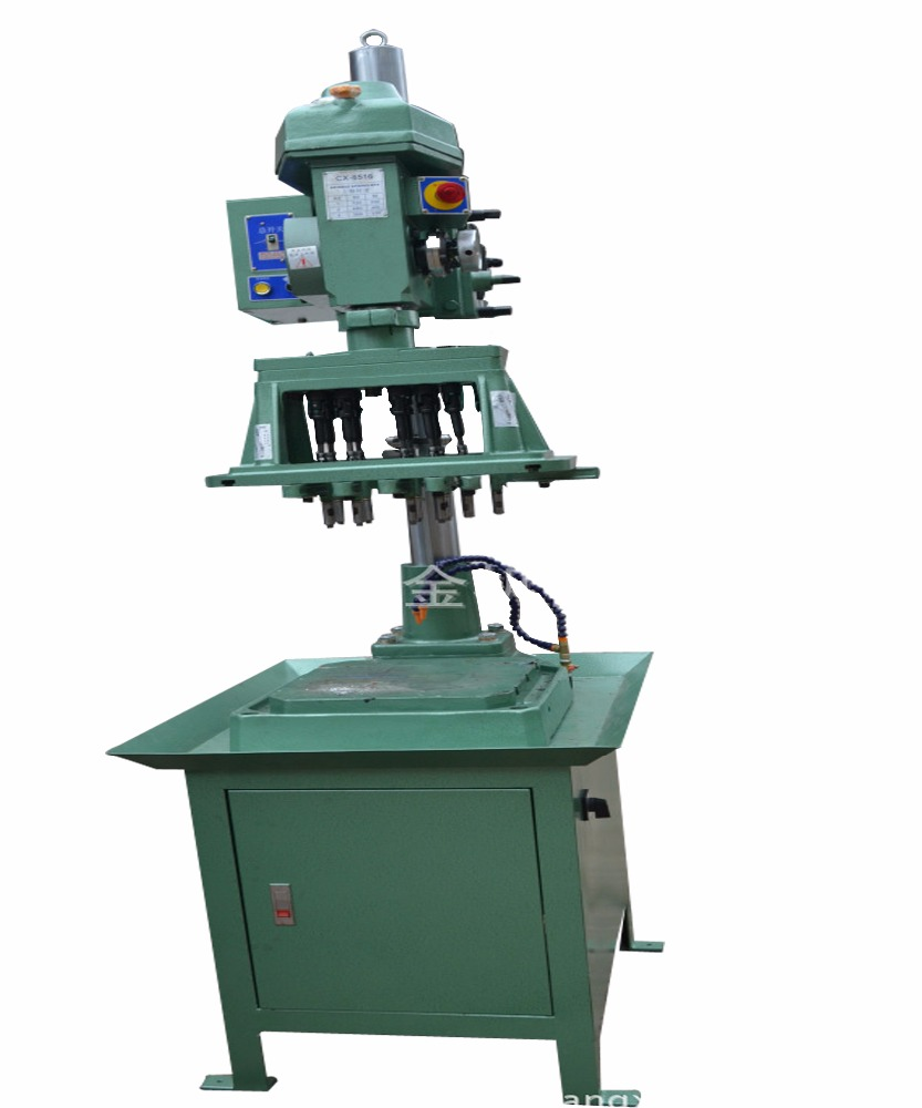 low cost FOB professional nut tapping threading machine