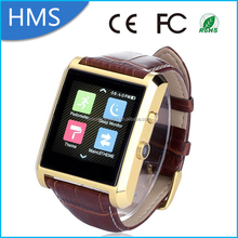 andriod touch screeen waterproof Bluetooth wifi DM08 smart watch for android fashion smart phone for health
