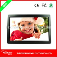 Wholesale 12 inch large size multi-functional Chinese sex videos digital photo frame