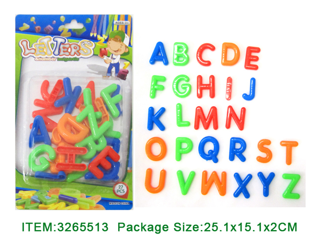 Letters Learning DIY Toy Study Set Educational Toys