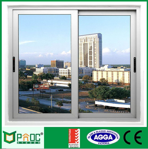 Cheap price of aluminium double glazed windows with as2047 for Cheap double glazing