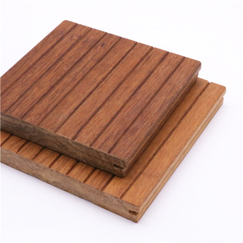 20mm waterproof brown bamboo decking