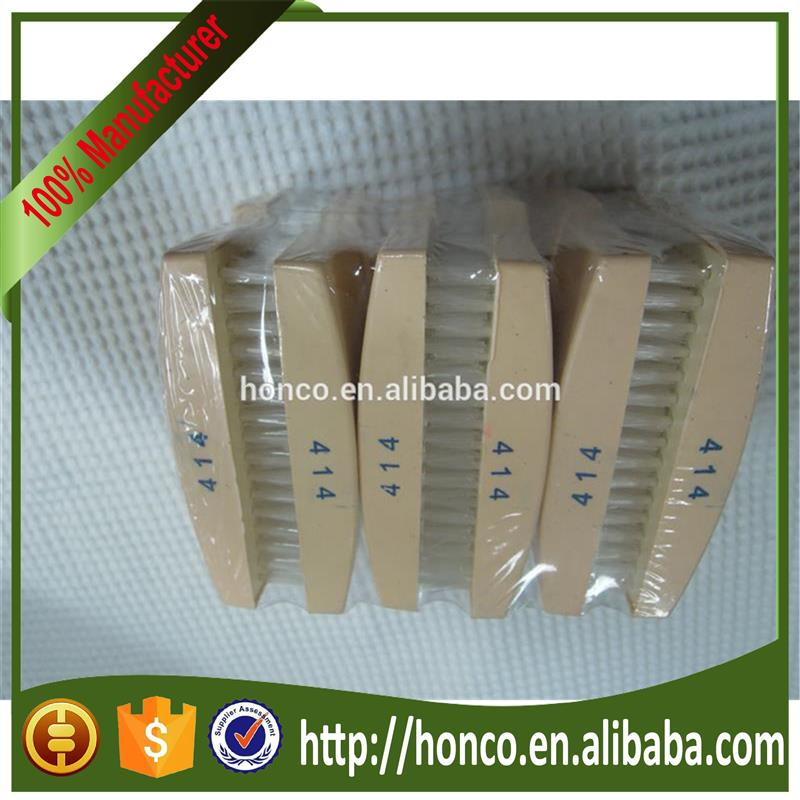 Hot selling 414 wooden shoe brush