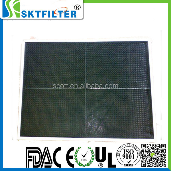Washable pre-filter nylon mesh filter for FFU