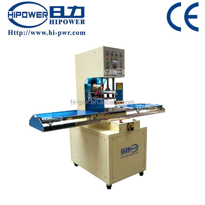 high frequency single head slidway welding machine(HR-5000A )