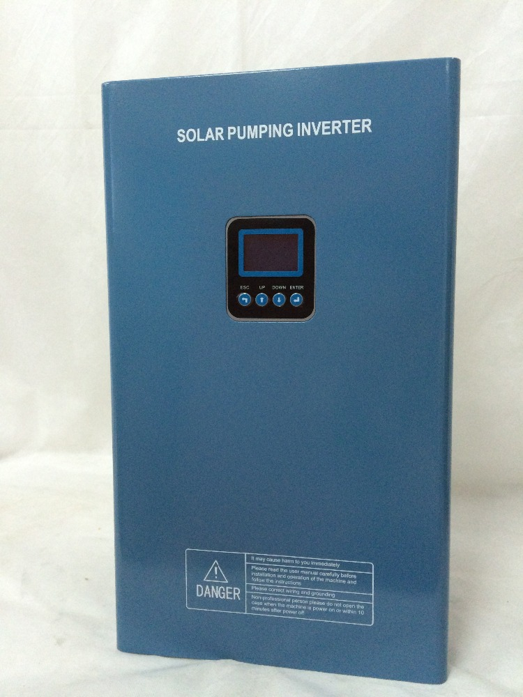 frequency transformer water pump variable speed controllers solar pump inverter three phase