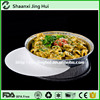 Restaurant takeaway microwave fast food packaging disposable aluminium foil food