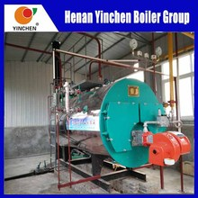 Global Certificated 0.5-20t high efficiency boiler small steam turbine for sale