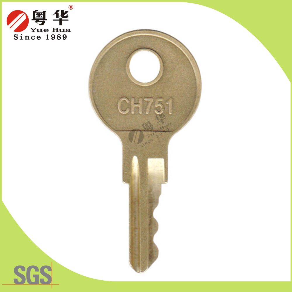 Hot Selling Inexpensive high-quality Golden Cabinet Key Blank